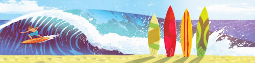 Bandeau surfing